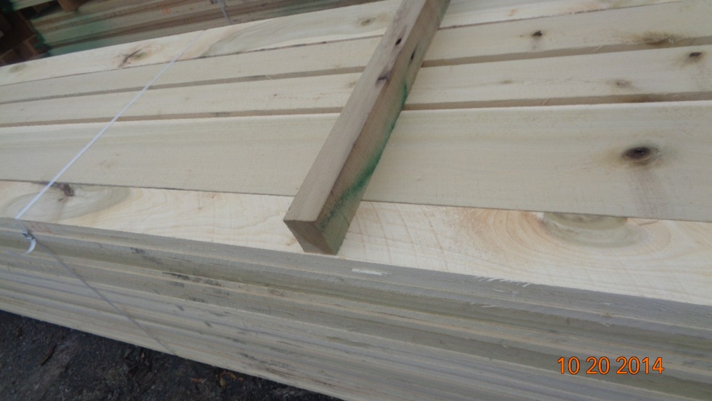POPLAR LUMBER from USA PORTS.