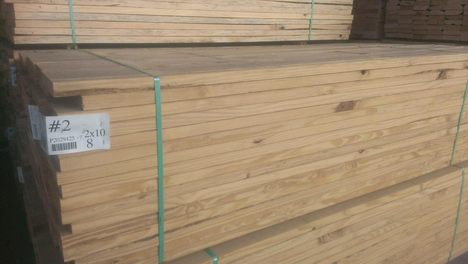 Southern Yellow Pine Lumber